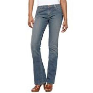 Levi 515 Washed-Out Stretch Boot Cut Jean